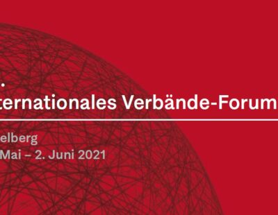 52. Internationales Verbändeforum