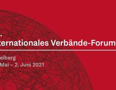 52. Internationales Verbändeforum