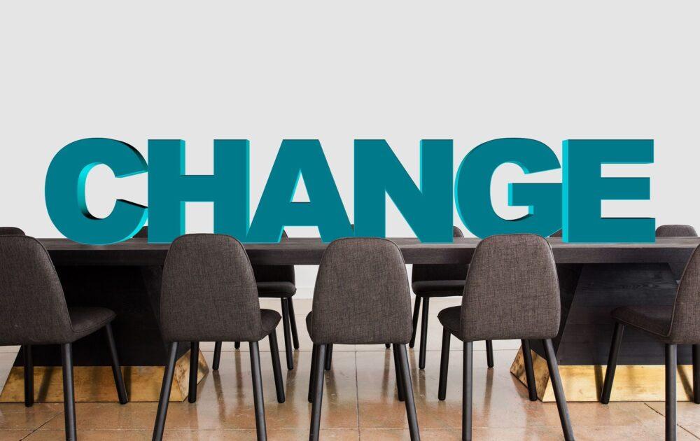 Bild Veränderung der Arbeitswelt